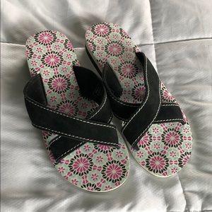 Lands End Women's Sandals, Size 7M